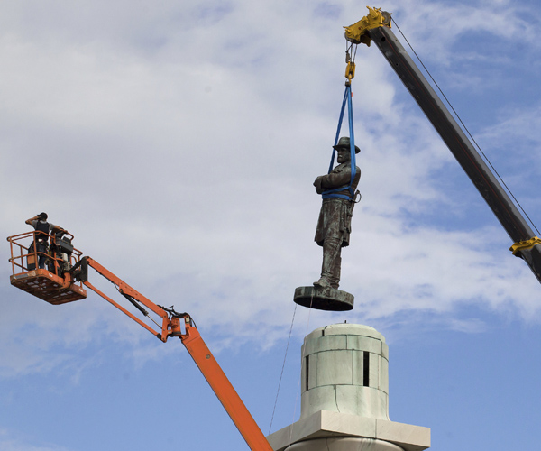 Confederate Statues New Orleans